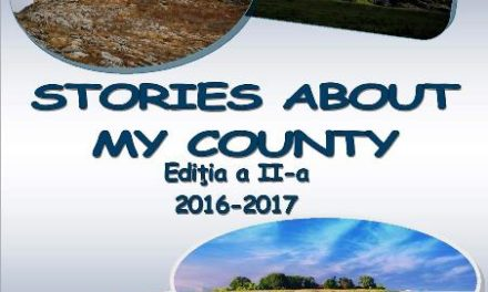 """Stories about my county"", la Liceul Teoretic ""G. Călinescu"" Constanța"